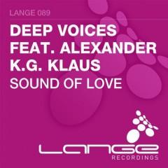 Deep Voices Feat. Alexander K.g. Klaus - Sound Of Love (re-pimp) on Revolution Radio