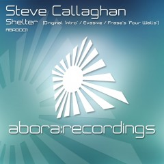 Steve Callaghan - Shelter Frases Four Walls Remix on Revolution Radio