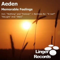 Aeden - Memorable Feelings on Revolution Radio