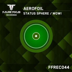 Aerofoil-status Sphere (original Mix) on Revolution Radio