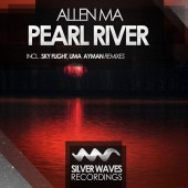 Allen Ma - Pearl River (original Mix) on Revolution Radio