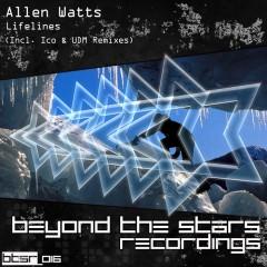 Allen Watts - Lifelines Radio Edit on Revolution Radio