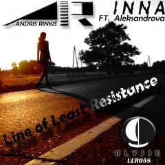 Andris Rinkis Feat. Inna Aleksandrova - Line Of Least Resistance Instrumental Mix on Revolution Radio