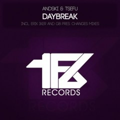 Andski And Tsefu - Daybreak (original Mix) on Revolution Radio