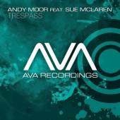 Andy Moor Feat Sue Mclaren - Trespass  Antillas And Dankann Club Mix on Revolution Radio