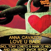 Anna Cavazos  - Love U Babe (vincent Kwok Remix) on Revolution Radio