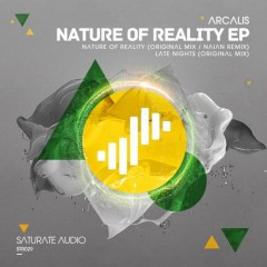 Arcalis - Nature Of Reality (original Mix) on Revolution Radio