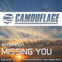 Arrakeen - Missing You (original Mix) on Revolution Radio