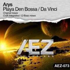 Arys - Playa Den Bossa (qbass Remix) on Revolution Radio