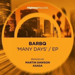 Barbq - Inability To Speak (asaga Remix) on Revolution Radio