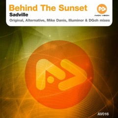 Behind The Sunset-sadville (mike Danis Remix) on Revolution Radio