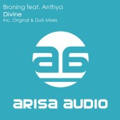 Broning - Divine  Original Mix on Revolution Radio