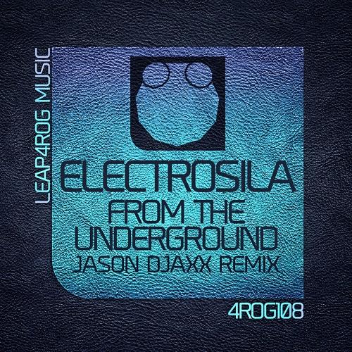 Electrosila - From The Underground (original Mix) on Revolution Radio
