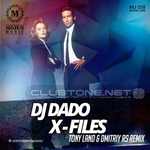 Dj Dado – X - Files (tony Land And Dmitriy Rs Remix) on Revolution Radio