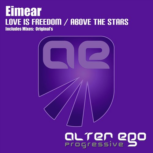 Eimear - Love Is Freedom (original Mix) on Revolution Radio