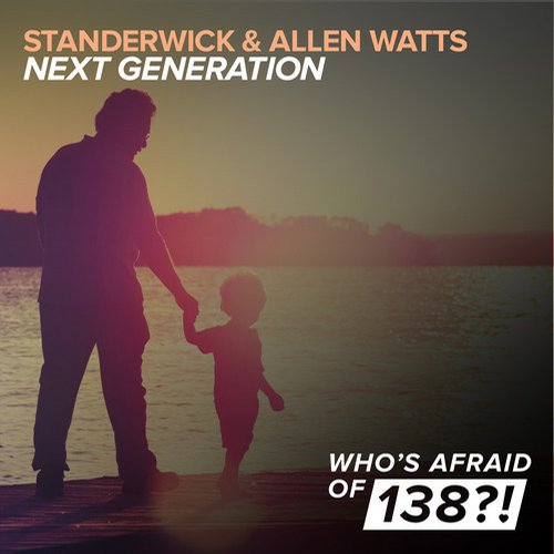 Standerwick And Allen Watts - Next Generation (orginal Mix) on Revolution Radio