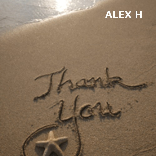 Alex H - Thank (original Mix) on Revolution Radio