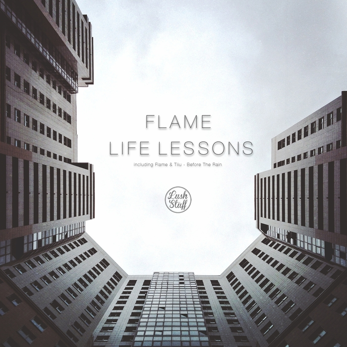 Flame - Life Lessons (original Mix) on Revolution Radio