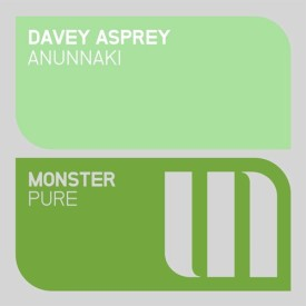 Davey Asprey - Anunnaki (original Mix) on Revolution Radio