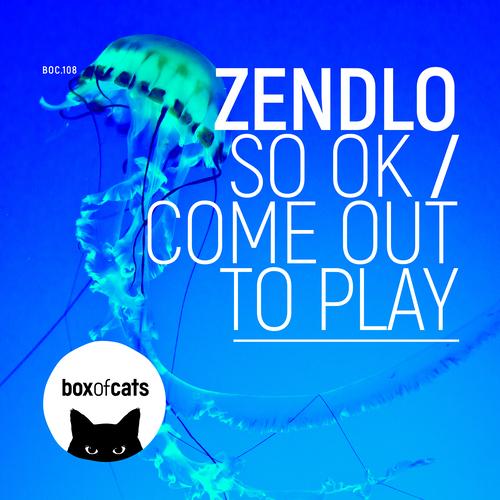 Zendlo - So Ok (extended Mix) on Revolution Radio