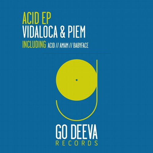 Vidaloca, Piem - Amam (original Mix) on Revolution Radio