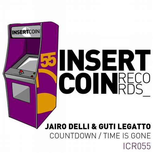 Jairo Delli, Guti Legatto – Countdown (original Mix) on Revolution Radio