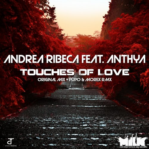 Andrea Ribeca Feat. Anthya - Touches Of Love (original Mix) on Revolution Radio