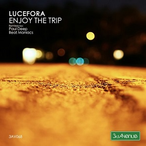 Lucefora - Enjoy The Trip (beat Maniacs Void Remix) on Revolution Radio
