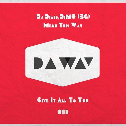 Dimo (bg), Dj Diass - Mend This Way (original Mix) on Revolution Radio