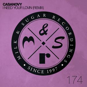 Casanovy - Need Your Lovin (manuel De La Mare Remix) on Revolution Radio