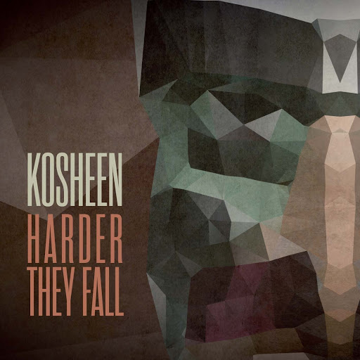 Kosheen - Harder They Fall (kosheen Djs Remix) on Revolution Radio
