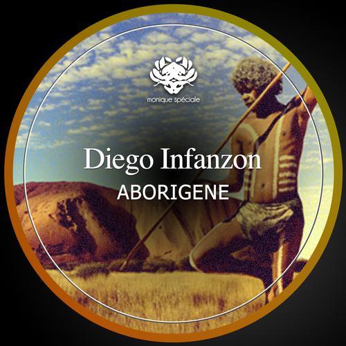 Diego Infanzon - Aborigene (original Mix) on Revolution Radio