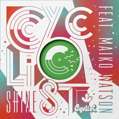 Cyclist Ft. Maiko Watson - Shine (drop Out Orchestra Remix) on Revolution Radio