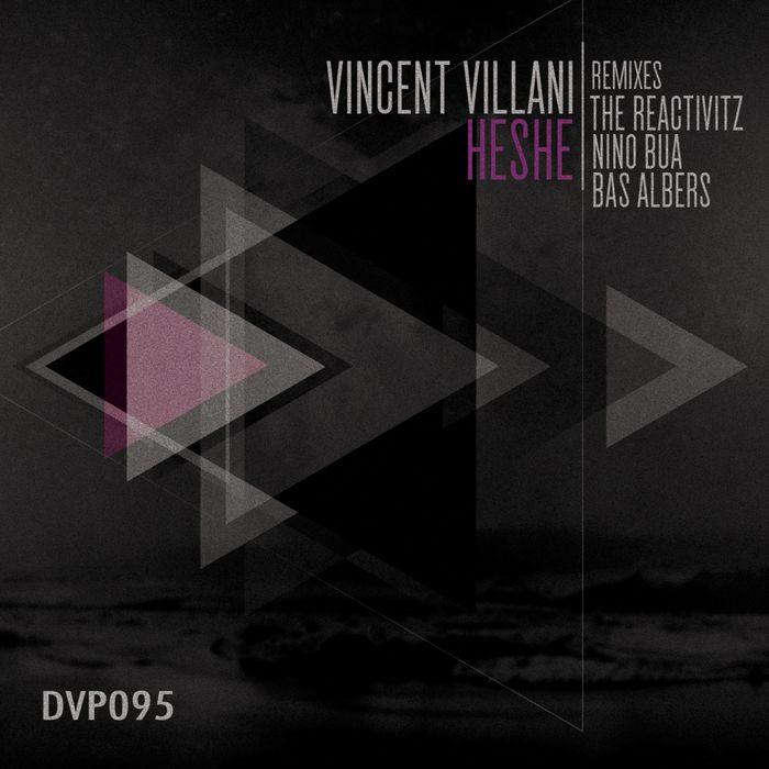 Vincent Villani - Heshe (the Reactivitz Remix) on Revolution Radio