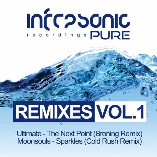 Moonsouls - Sparkles (cold Rush Remix) on Revolution Radio