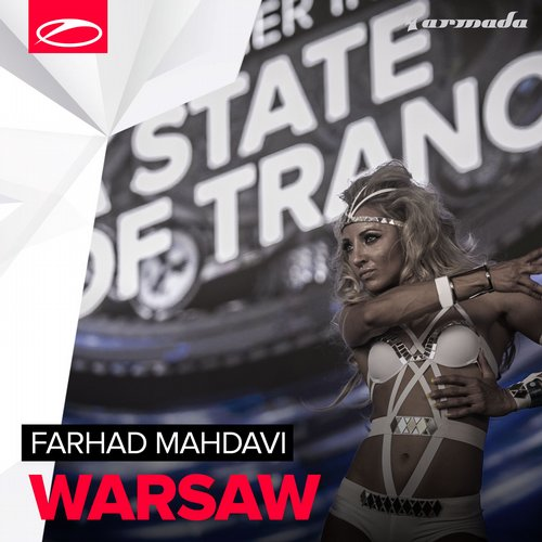 Farhad Mahdavi - Warsaw (original Mix) on Revolution Radio