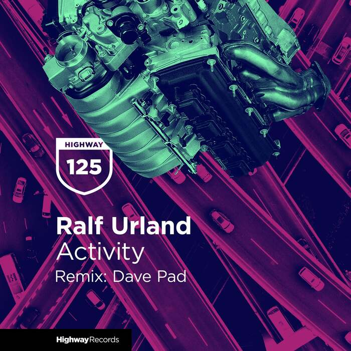 Ralf Urland - Activity (dave Pad Remix) on Revolution Radio