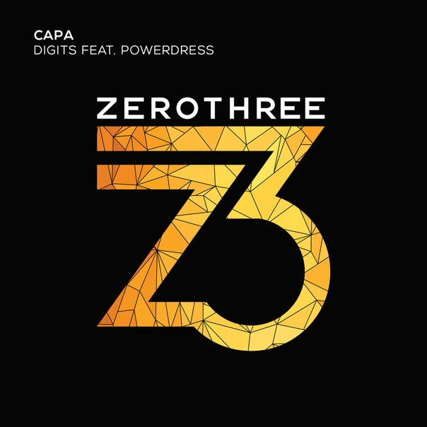 Capa Feat. Powerdress - Digits (original Mix) on Revolution Radio