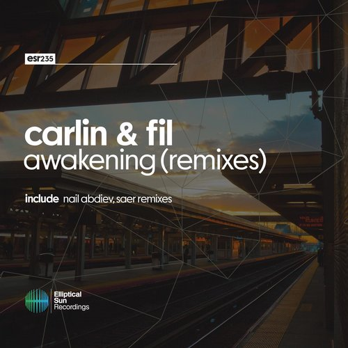 Carlin And Fil - Awakening (saer Remix) on Revolution Radio