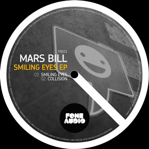 Mars Bill – Collision (original Mix) on Revolution Radio