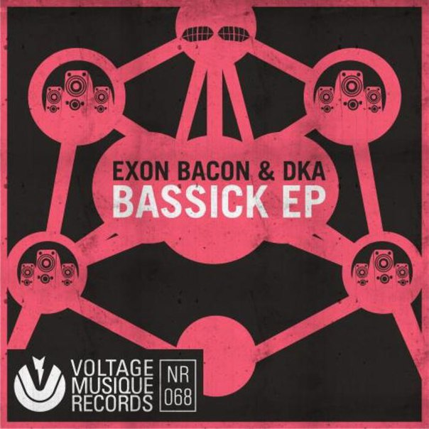 Exon Bacon And Dka - Bassick (andreas Henneberg Remix) on Revolution Radio