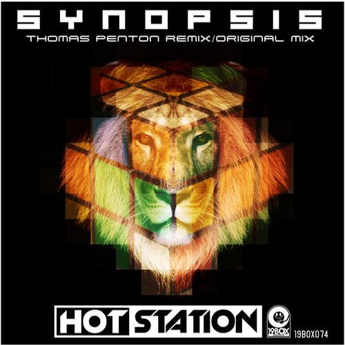Hot Station - Synopsis (thomas Penton Remix) on Revolution Radio