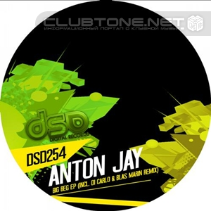Anton Jay - Big Beg (di Carlo, Blas Marin Remix) on Revolution Radio