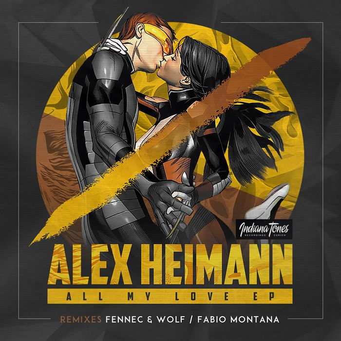 Alex Heimann - All My Love (original Mix) on Revolution Radio