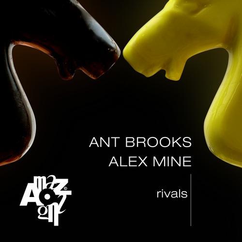 Ant Brooks, Alex Mine - Comota (original Mix) on Revolution Radio