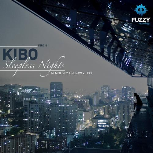 Kibo - Sleepless Nights (original Mix) on Revolution Radio