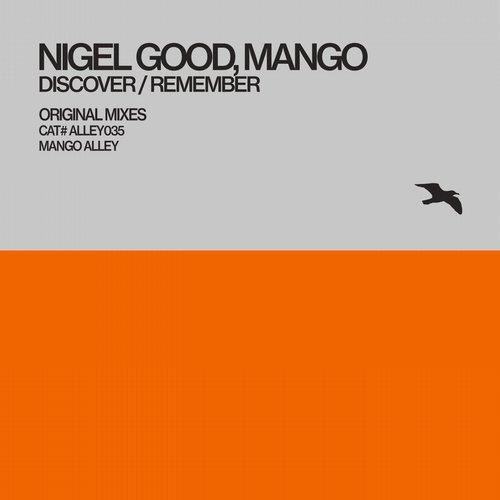 Mango - Remember (original Mix) on Revolution Radio