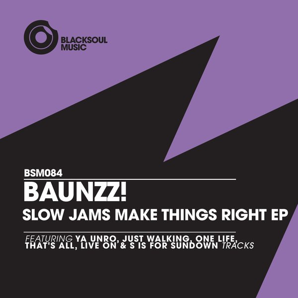 Baunzz! - Live On (original Mix) on Revolution Radio