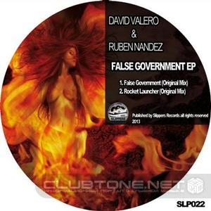 Ruben Nandez, David Valero – False Government (original Mix) on Revolution Radio