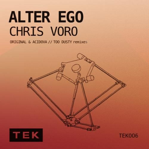 Chris Voro - Alter Ego (too Dusty Remix) on Revolution Radio